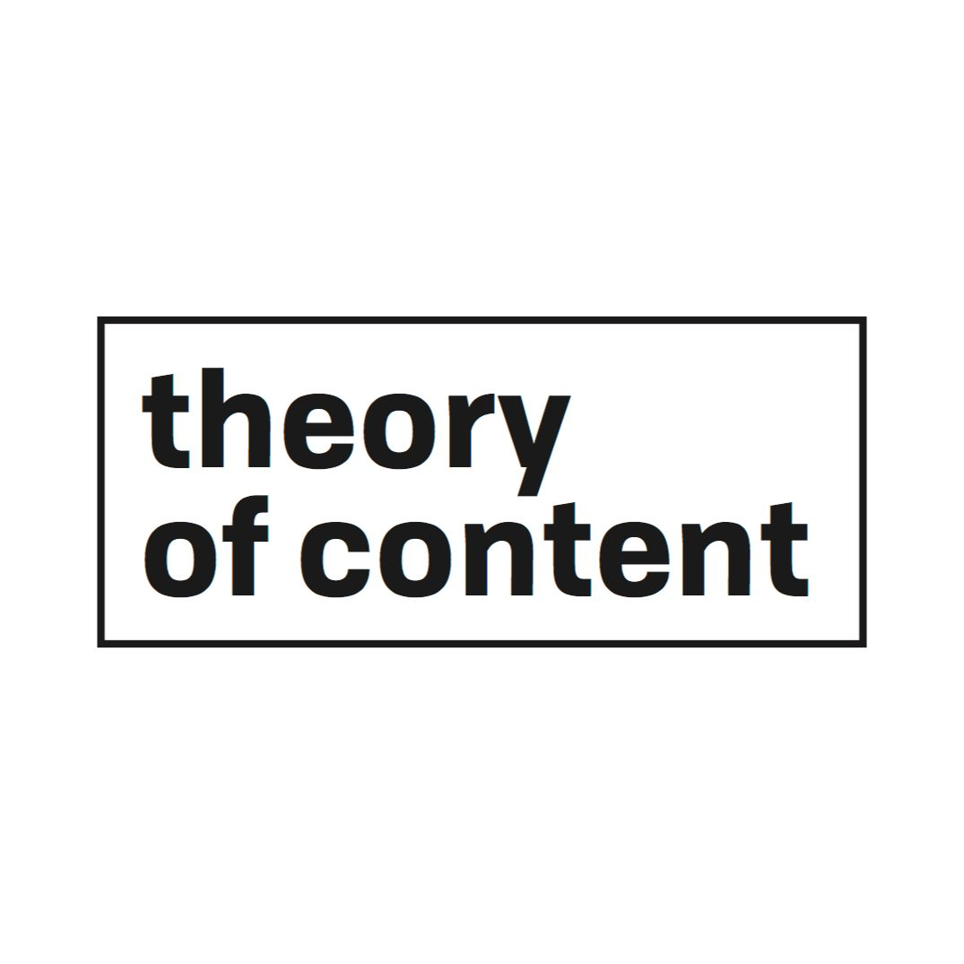 Theory of Content